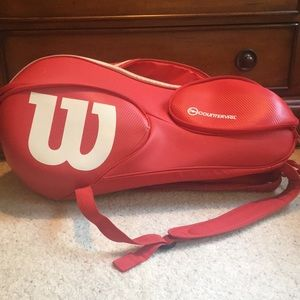 Wilson Countervail tennis bag